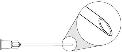canula retrobulbar