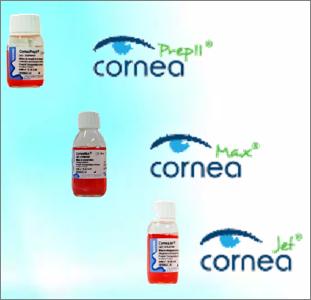 Medio de conservación de córnea