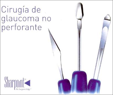 cuchilletes glaucoma